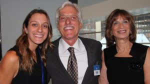 A Family Affair (from left to right): LDI Color ToolBox's Director of Marketing Rebecca Blaine, CEO Jerry Blaine and Marilyn Blaine