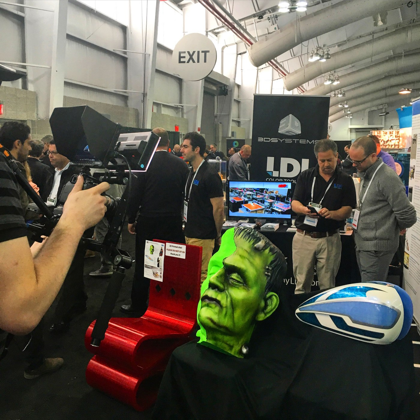 LDI at the Inside 3D Printing Conference & Expo