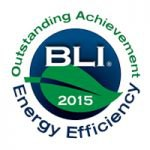 BLI 2015 Outstanding Achievement of Energy Efficiency